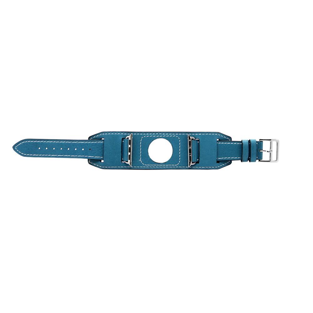 Apple Watch Cuff bracelet Blue 4