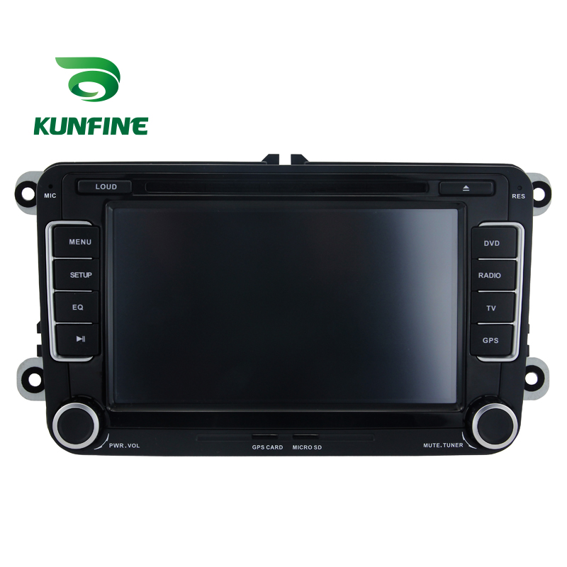 Quad Core 1024*600 Android 5.1 Car DVD GPS Navigation Player Car Stereo for VW GOLF(MK6)(2009-2011) Radio 3G WIFI Bluetooth
