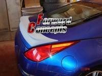 FOR 03 08 FAIRLADY 350Z Z33 REAR WING TRUNK SPOILER