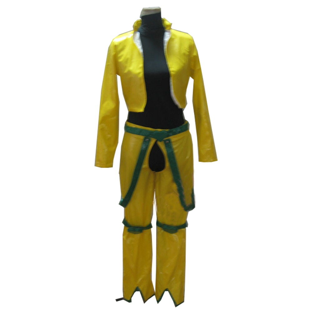 2017 New Style JoJo's Bizarre Adventure Dio Brando Cosplay Costume With Bracelet