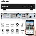 KKmoon 960 H 4CH 720 P AHD Dvr de la Red DVR de 4 Canales H.264 CCTV 4CH DVR HVR NVR P2P Sistema de Vídeo de la Seguridad Casera grabadora