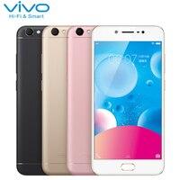 Y67 Vivo המקורי טלפון סלולרי 5.5 inch 4 GB RAM 32 GB ROM MTK6750 אוקטה Core אנדרואיד 6.0 מצלמה 16MP Selfie 3000 mAh Smartphone