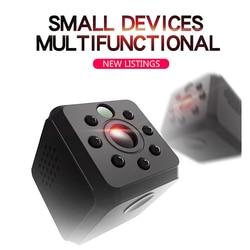 IDV015 HD 1080P Mini Camera Night Vision Motion Detection Mini Camcorder Home Sercurity IR DVR DV Micro Cam PK IDV007 SQ8