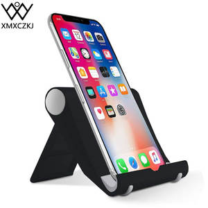 XMXCZKJ Stand phone Holder for iPhone X 8 7 Plus Adjustable Desk Tablet Holder