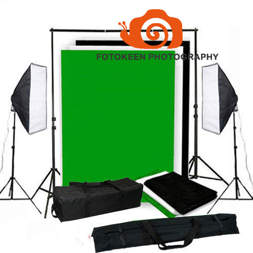 2017 Newest hot sale photography Studio accessory backgrounds support kit photography backdrop set PK-BG10 ashanks small photography studio kit