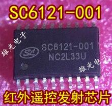 Freeshipping        SC6121-001 SOP20  SC6121