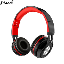 Wireless Headphones Bluetooth Headset Foldable Headphone  Earphones With Microphone Noise Cancelling For PC mobile phone Mp3 стоимость