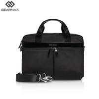 Gearmax Notebook Bag 15 6 Briefcase Black Gray Laptop Sleeve Thickening Linner Computer Bags Waterproof Multi