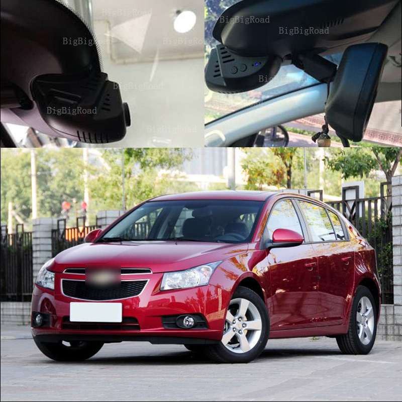 2015 Chevrolet Cruze Camshaft: BigBigRoad For Chevrolet Cruze 2013 2014 2015 Car Wifi DVR