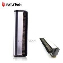 PATLI Tech LP Brush Cleaner LP Vinyl Record Clean Brusher for vinyle Turntable vinil Player, Anti Static Carbon Fiber