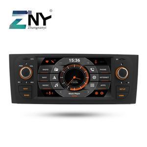 """Image 1 - 6.2 """"z systemem Android 10 nawigacja samochodowa GPS Stereo dla Grande Punto Linea 2007 2008 2009 2010 2011 2012 w desce rozdzielczej Radio samochodowe dźwięk WiFi wideo radioodtwarzacz"""