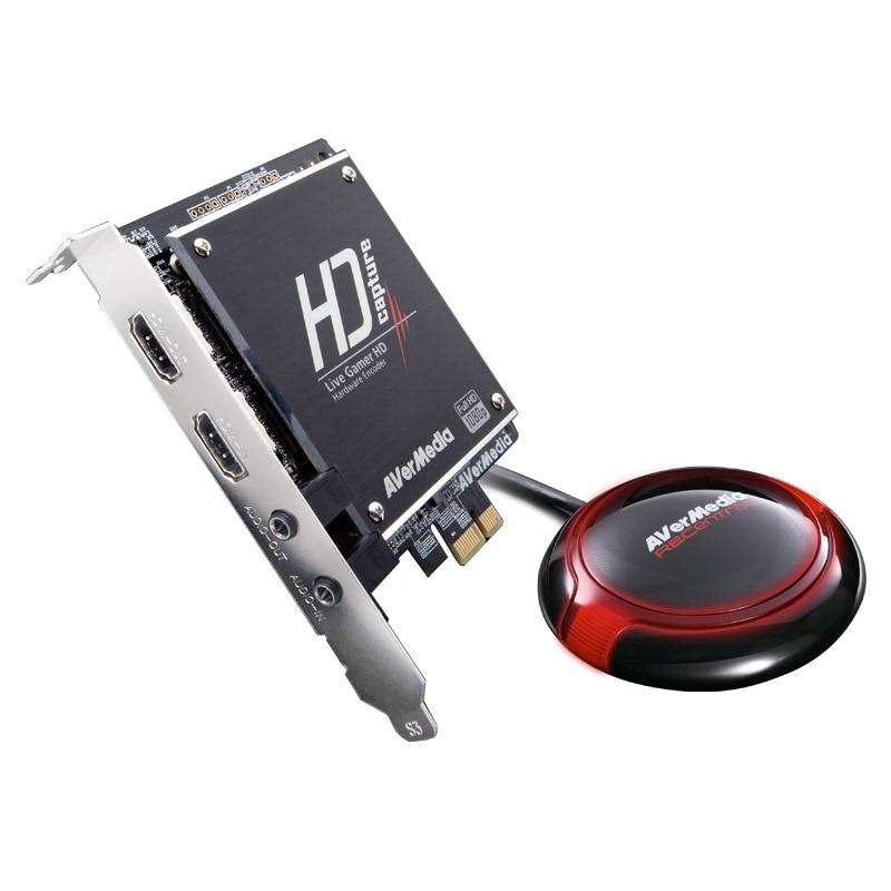 все цены на  Live Gamer HD C985 PCI-E HDMI Capture Card  онлайн