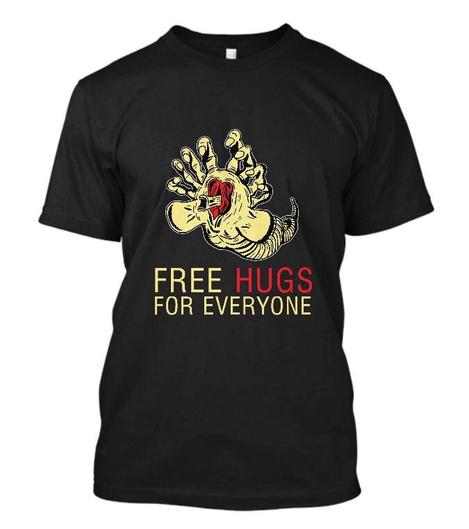 Abrazos gratis para todos Facehugger Prometheus Weyland Fun Alien 3D - Ropa de hombre