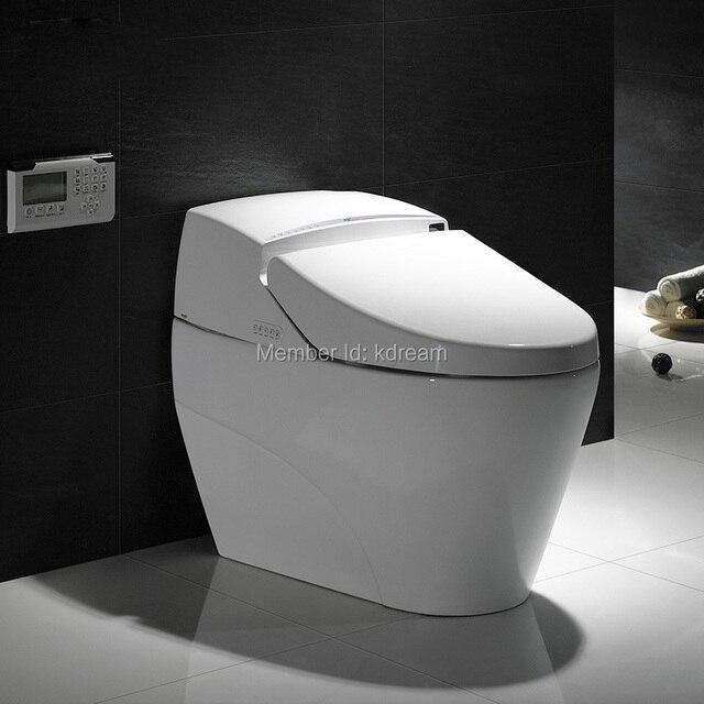 Modern WC Sanitary Wares Sensor Seat Intelligent Electronic Water ...
