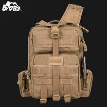51783 hombres mochila tácticos impermeable 1000d 3 honda mochila de hombro del ejército militar multiusos del recorrido molle bolsa de deporte