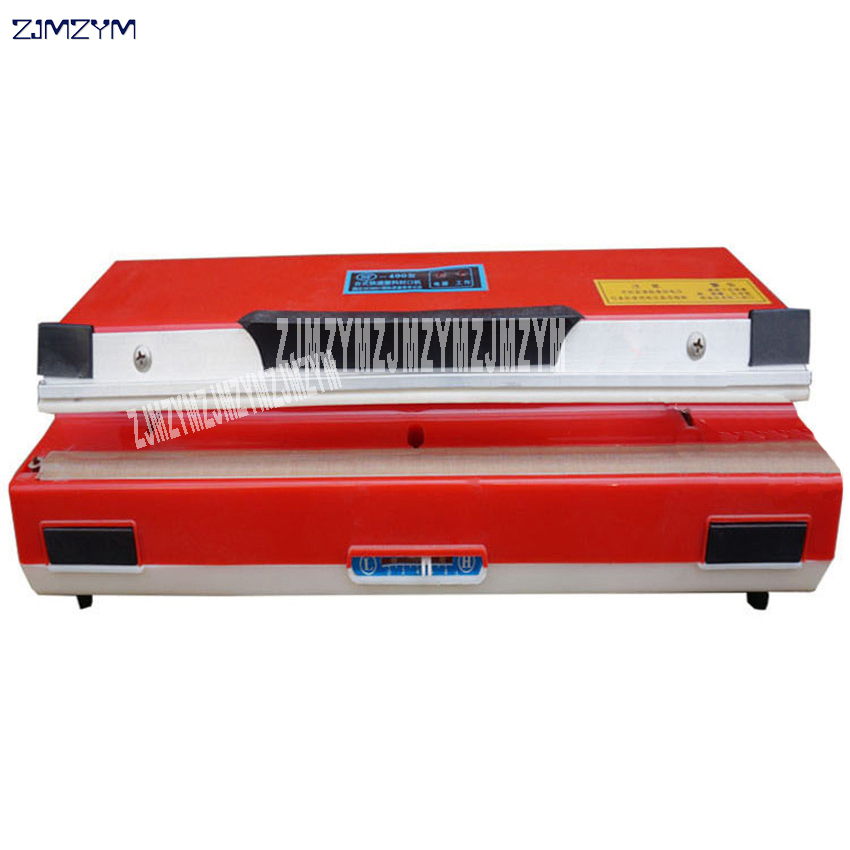 SF-400 hand press type automatic sealing machine aluminum foil plastic sealing machine plastic bag sealing machine 220VSF-400 hand press type automatic sealing machine aluminum foil plastic sealing machine plastic bag sealing machine 220V
