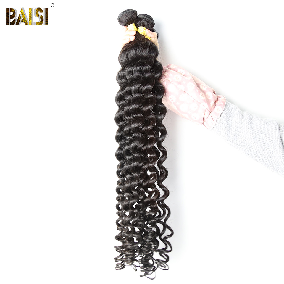 BAISI Hair Factory 100% Peruvian Virgin Hair Natural Wave Longest Length 283032343638 Available with Free Shipping ...