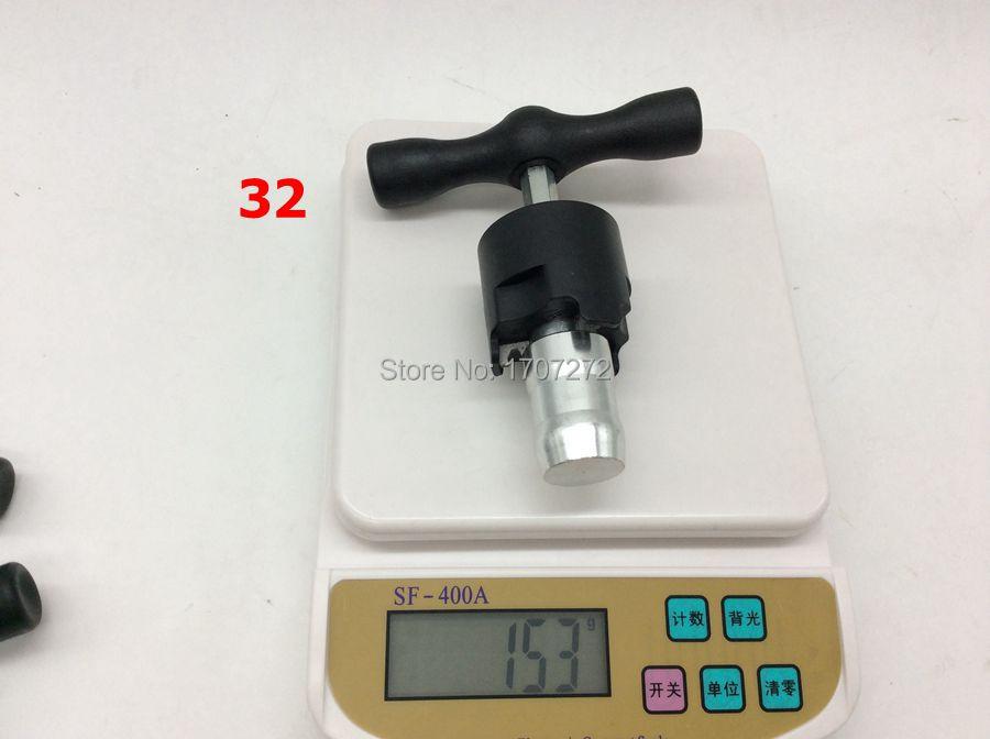 vodovodní nářadí 32mm Výstružník trubek pro pex-al-pex trubky nebo plastové trubky T-CALIBRATOR nástroje v