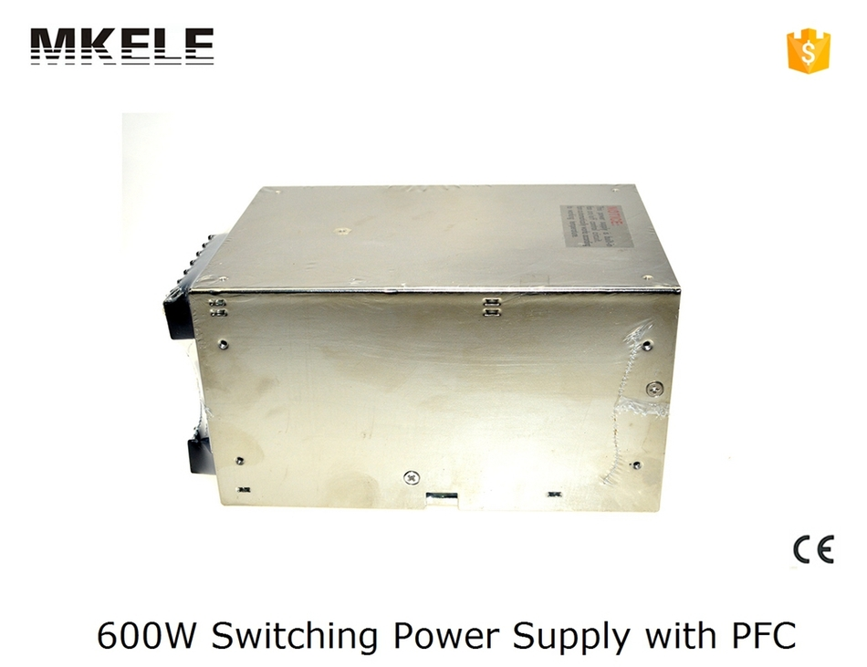 ФОТО 88~264VAC  width range voltage reliable 600w 15v multi terminal CE switching mode power supply SP-600-15 40A from china factory