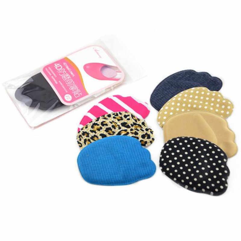 Forefoot Insoles รองเท้าแผ่นฟองน้ำส้นสูงนุ่มใส่เท้าลื่นป้องกันบรรเทาอาการปวดรองเท้าผู้หญิงใส่เบาะ