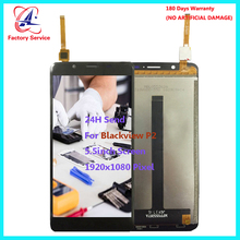 цена на For Original Blackview P2 / P2 Lite LCD Screen Display+Touch Screen Digitizer Sensor Assembly Replacement 5.5 1920x1080P Stock