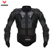 DUHAN Professional Motorcycle Riding Body Prtection Motorcross Racing Full Body Armor Spine Chest Protective Jacket Gear Guards