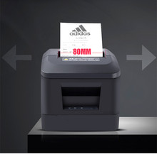 цена NEW Factory outlets pos Ticket printer High quality 80mm thermal receipt printer automatic cutting USB port or Ethernet ports онлайн в 2017 году