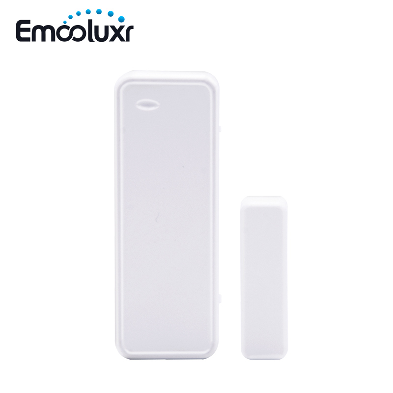 10pcs lot two way intelligent wireless door gap door window sensor magnetic contact for app control