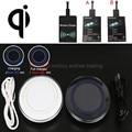 Ци Беспроводное Зарядное Устройство или с Приемником для xiaomi redmi 3/3 s/примечание 4/pro/Yotaphone 2/Sony xperia xa/z5/компактный/m4 aqua/Doogee x5/t6
