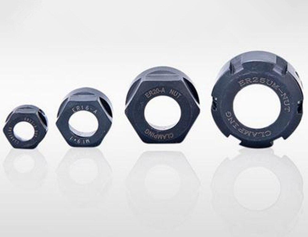 Dynamic balance Er Clamping Nut ER11162025 nut  special for  engraving machine spindle A or UM model