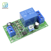 DC 12V NE555 Time Delay Relay Conduction Trigger Timing Delay Timer Switch Pulse