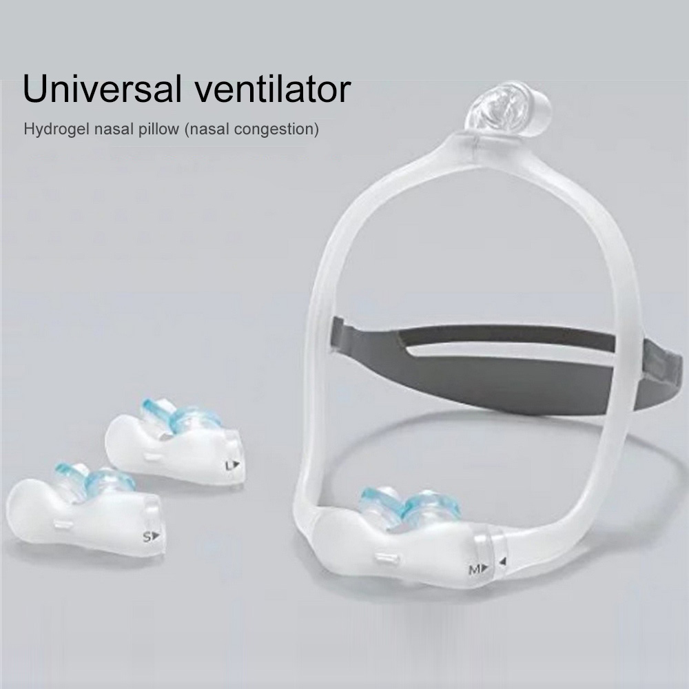 Anti Snore Nasal Mask Sleeping Aid Dreamwear Comfortable Mask Breathing Apparatus For Sleep Tools Suitable For Apnea Machine
