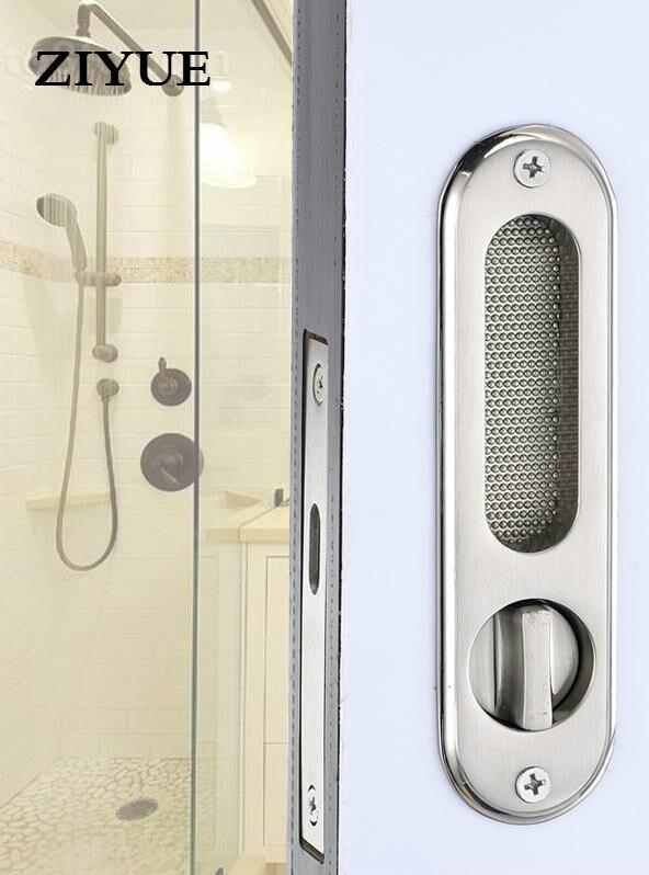 Free Shipping Bedroom Balcony Kitchen Indoor Door Sliding Door Hook Lock