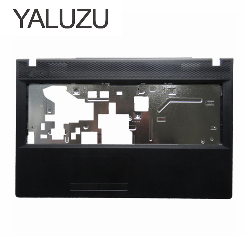 YALUZU NEW for Lenovo G500 G505 G510 Palmrest Keyboard Bezel AP0Y0000D00 Upper Case Cover no Touchpad AM0Y0000600 laptop replace new original hdd bracket for lenovo g500 g505 g510 series fru 90202693
