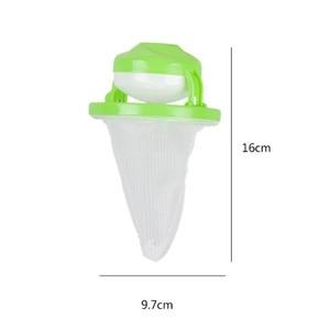 Image 5 - Sacs filtrants 2020, sac filtrant pelucheux pour Machine à laver à domicile, sac filtrant en maille à linge, attrape cheveux et boule flottante