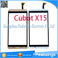 Pantalla táctil para cubot x15 sensor panel de pantalla táctil digitalizador de vidrio