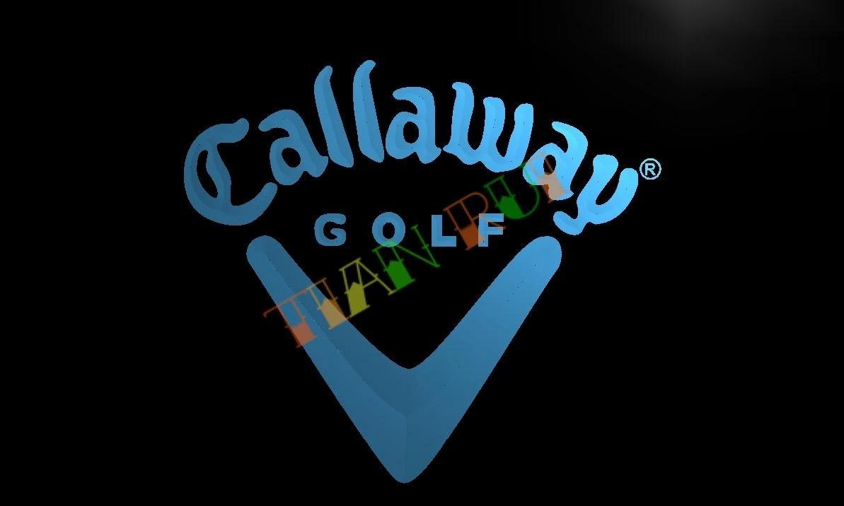LD32  Callaway Golf LED Neon Light Sign home decor crafts