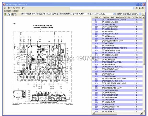 Mitsubishi Fg25 Lift Wiring Diagram - 129depo-aquade \u2022