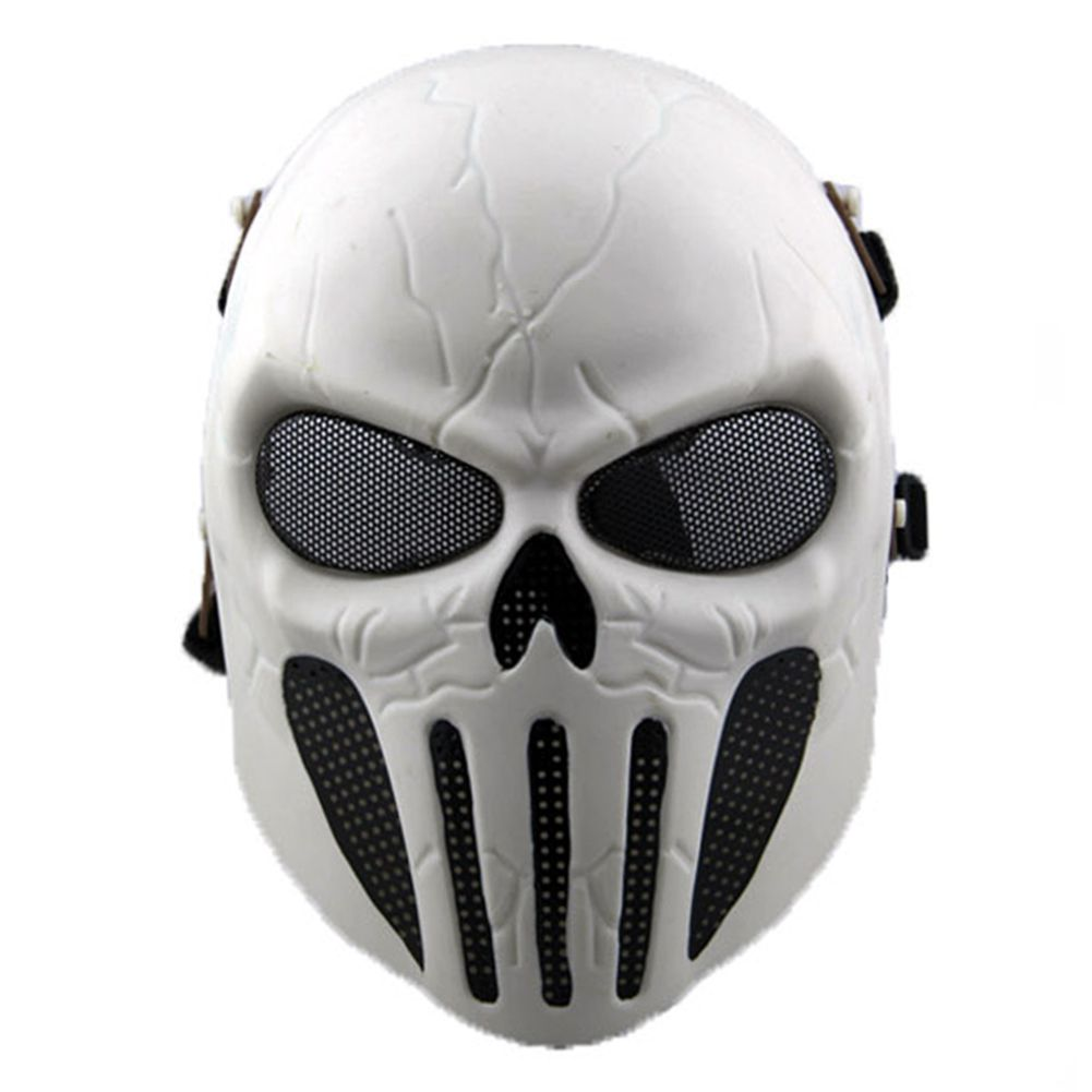 halloween party mask plastic ear protective mask army outdoo