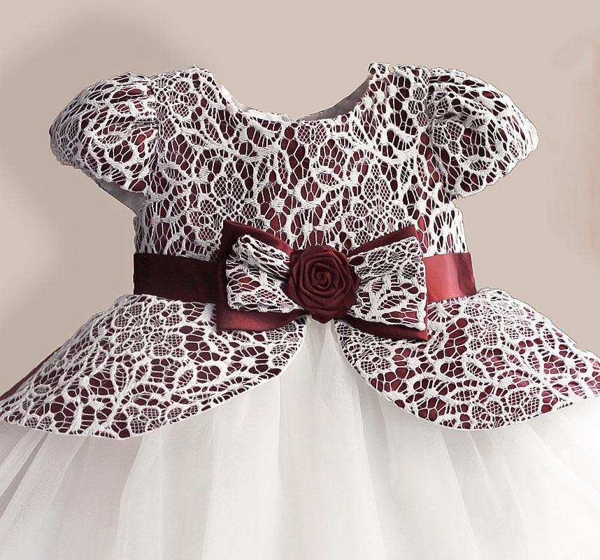 Кружева квітка дівчата одягаються TUTU - Дитячий одяг - фото 2