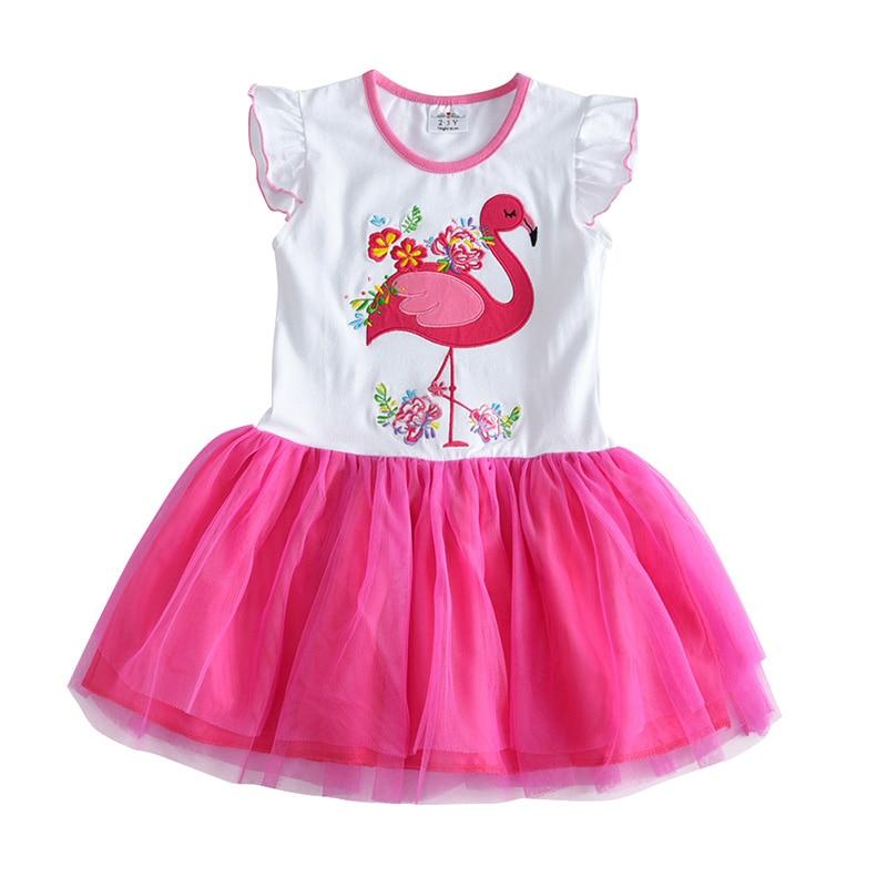 Dxton Girls Summer Dress Butterfly Princess Clothes For Party Bow Tutu Kids Dresses Cartoon Children Costumes Sequin Girls Dress (74)