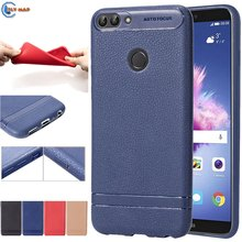 ФОТО tpu case for huawei p smart dual fig-lx1 fig-lx2 fig-lx3 soft silicone case phone cover for huawei fig-l21 fig-la1 fitted capa