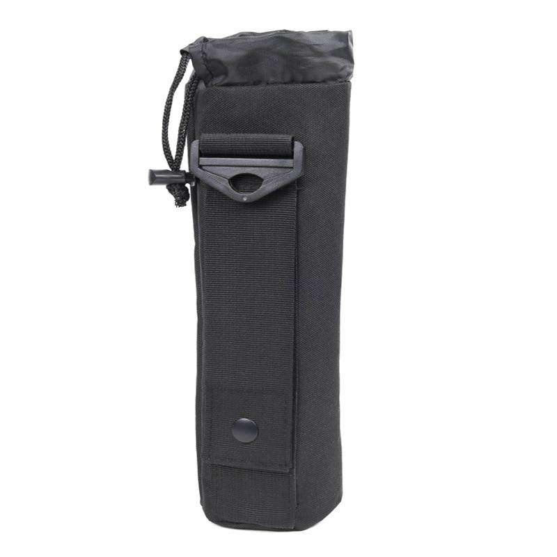 Sacchetto Pouch Marcia Sistema Tattico Di Black Molle Holder Acqua Bottiglia Del Outdoor Militare Bollitore qPCIHSwq