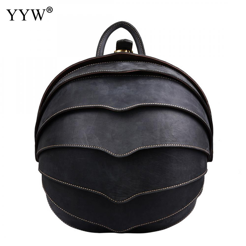 Women Leather Backpack New Famous Fashion Brand Solid Female Casual Backpacks School Bag Feminina Bolsas Pin Buckle Mochilas new brand high quality genuine leather women backpack female vintage backpacks casual bags fashion girls school bag bolsas