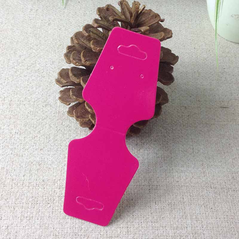 1lot-100-pcs-Hot-Sale-Pink-Black-white-kraft-Rose-Red-Necklace-Card-Custom-Logo-Cost (2)