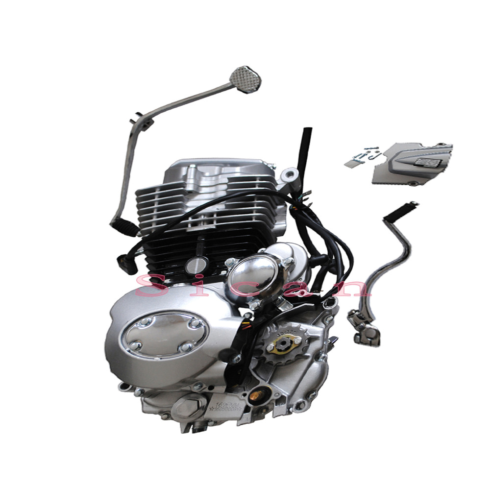 US $587 0  250CC Motorcycle Vertical Complete Engine For ATV Pit Dirt  Bikes-in Engines from Automobiles & Motorcycles on Aliexpress com   Alibaba