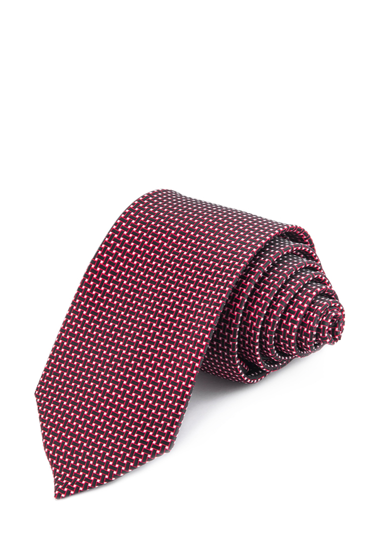 [Available from 10.11] Bow tie male CASINO Casino poly 8 red 803 8 46 Red