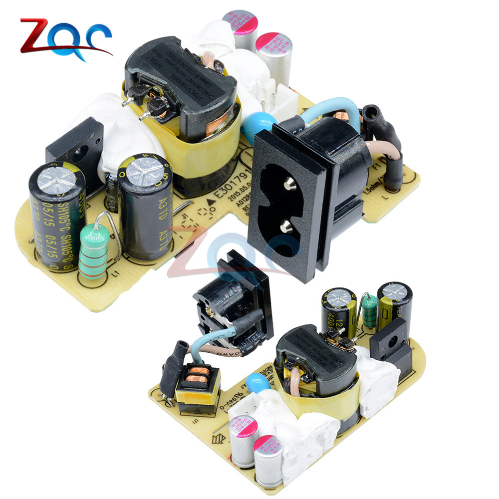 AC-DC 100-240V To 5V 2.5A Switching Power Supply Module DC Voltage Regulator Bare Board Repair 2500MA SMPS 110V 220V ac dc 12v 2 5a switching power supply board replace repair module 2500ma 828 promotion
