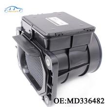 MD336482 kütle hava akış ölçer sensörü E5T08071 MAF sensörleri Mitsubishi Pajero Galant 2000