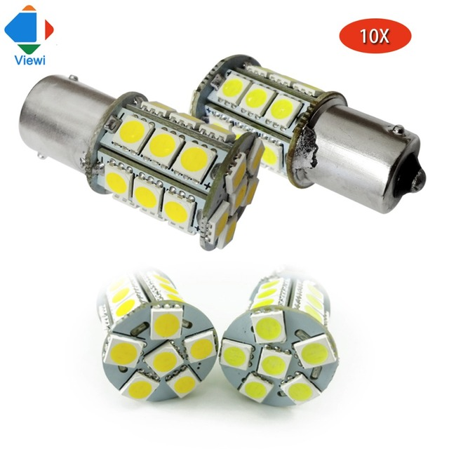 Viewi 10x super bright new 12 volt 1156 turn lights Dc 12v...
